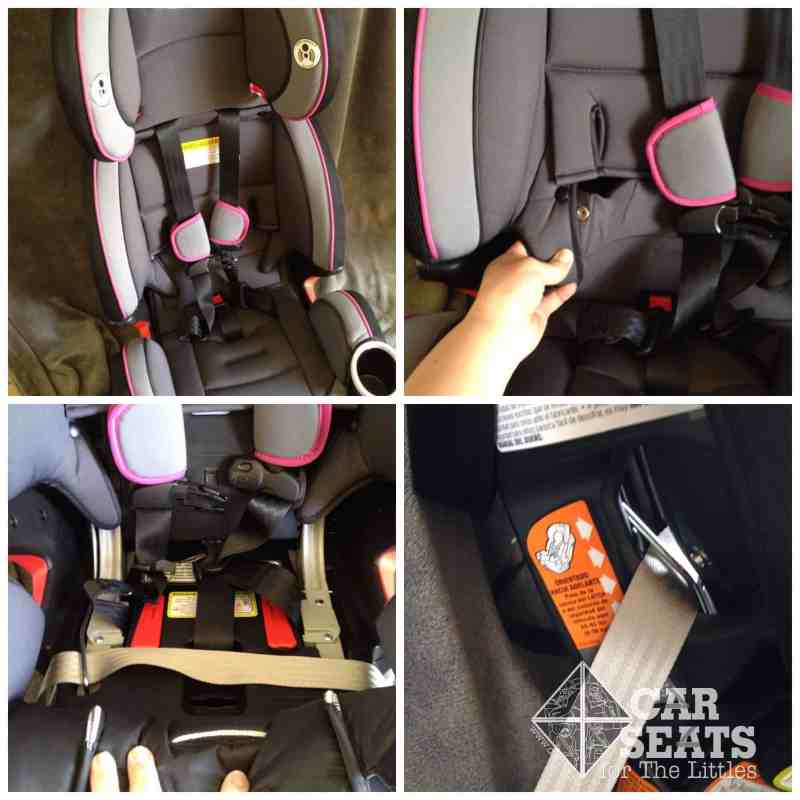 Large Of Graco Extend2fit Convertible Car Seat