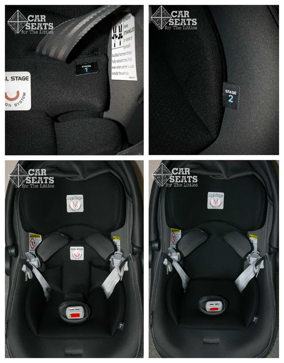 Stage 2 Car Seat With Base Peg Perego Primo Viaggio 4 35 Review Car Seats For The Littles