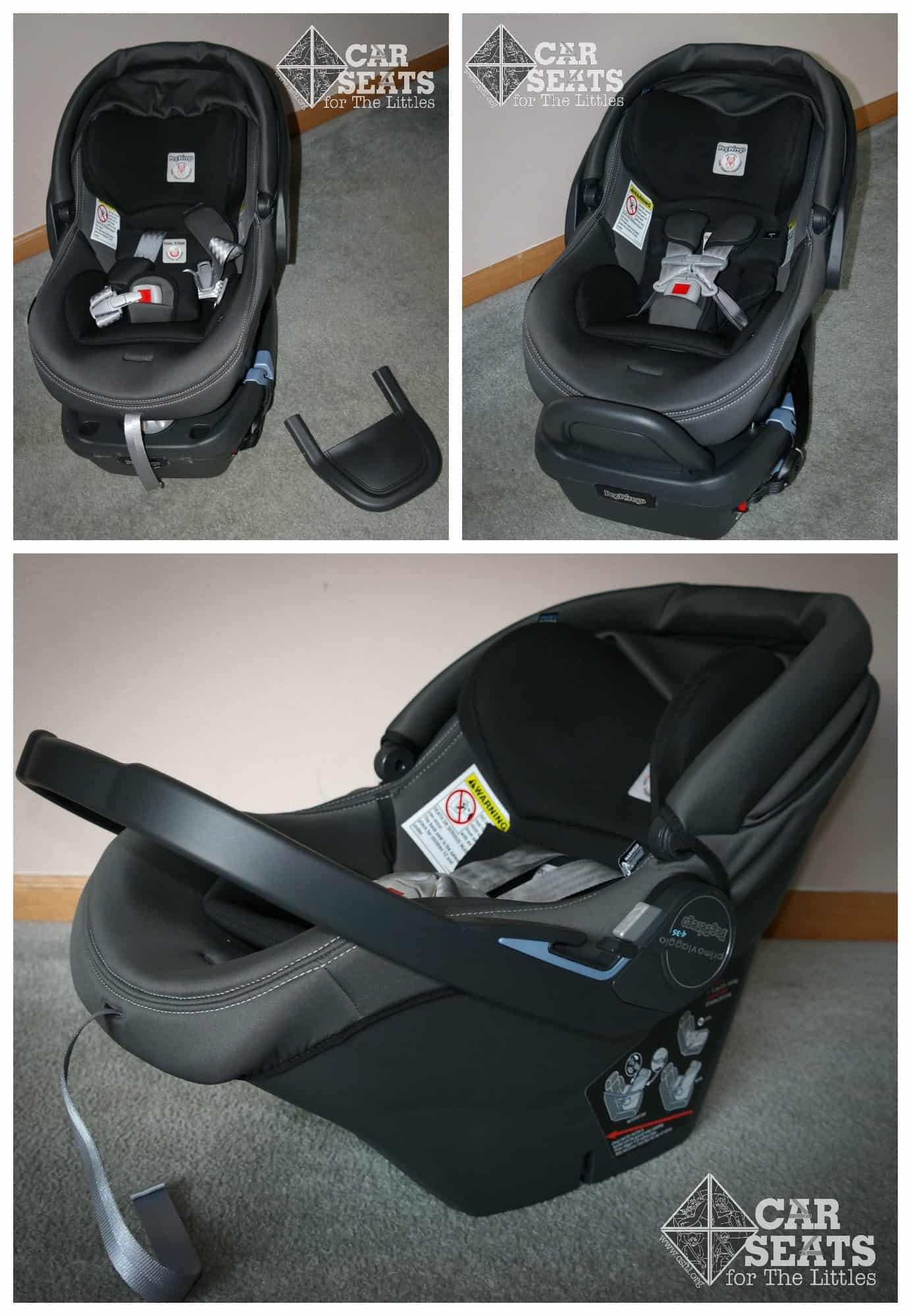 Rear Facing Car Seat How To Install Peg Perego Primo Viaggio 4 35 Review Car Seats For The