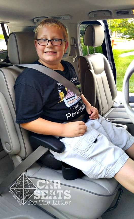 The Back Seat Is The Right Seat Car Seats For The Littles