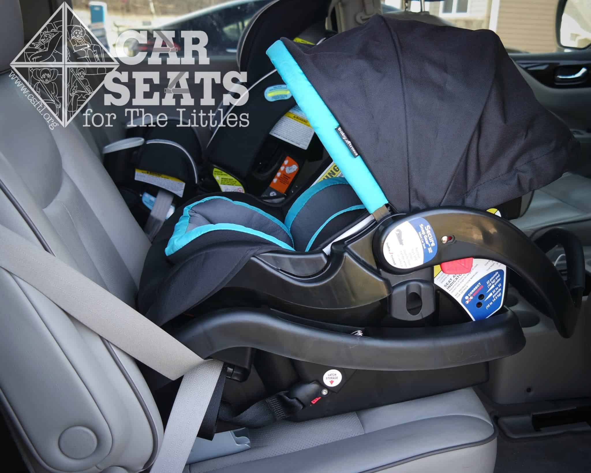 Rear Facing Car Seat Recline Angle Baby Trend Secure Snap Gear 32 Review Car Seats For The