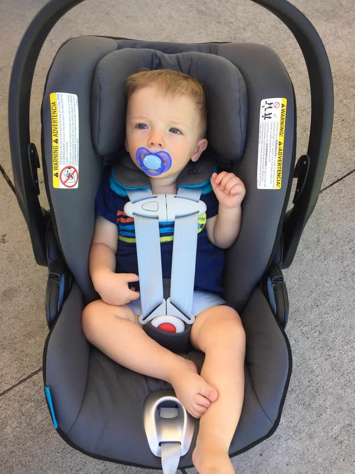 Baby Toddler Seat Cybex Cloud Q Review Car Seats For The Littles