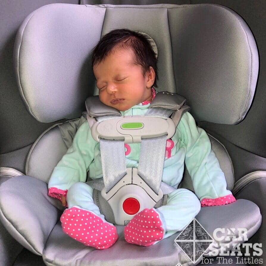 Newborn Car Seat Set Up Cybex Sirona M Review Car Seats For The Littles