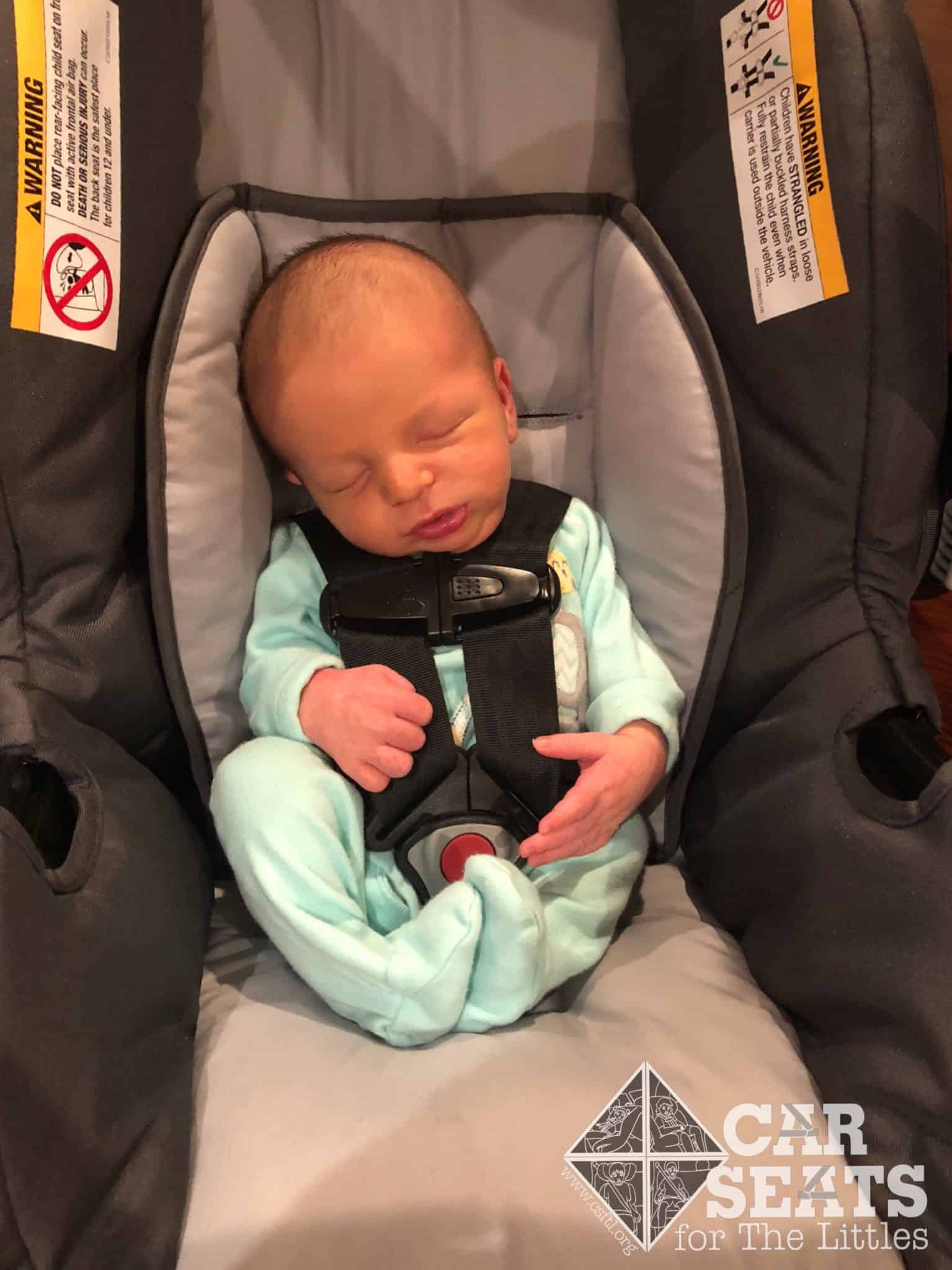 Newborn Car Seat Set Up Baby Trend Ally 35 Review Car Seats For The Littles