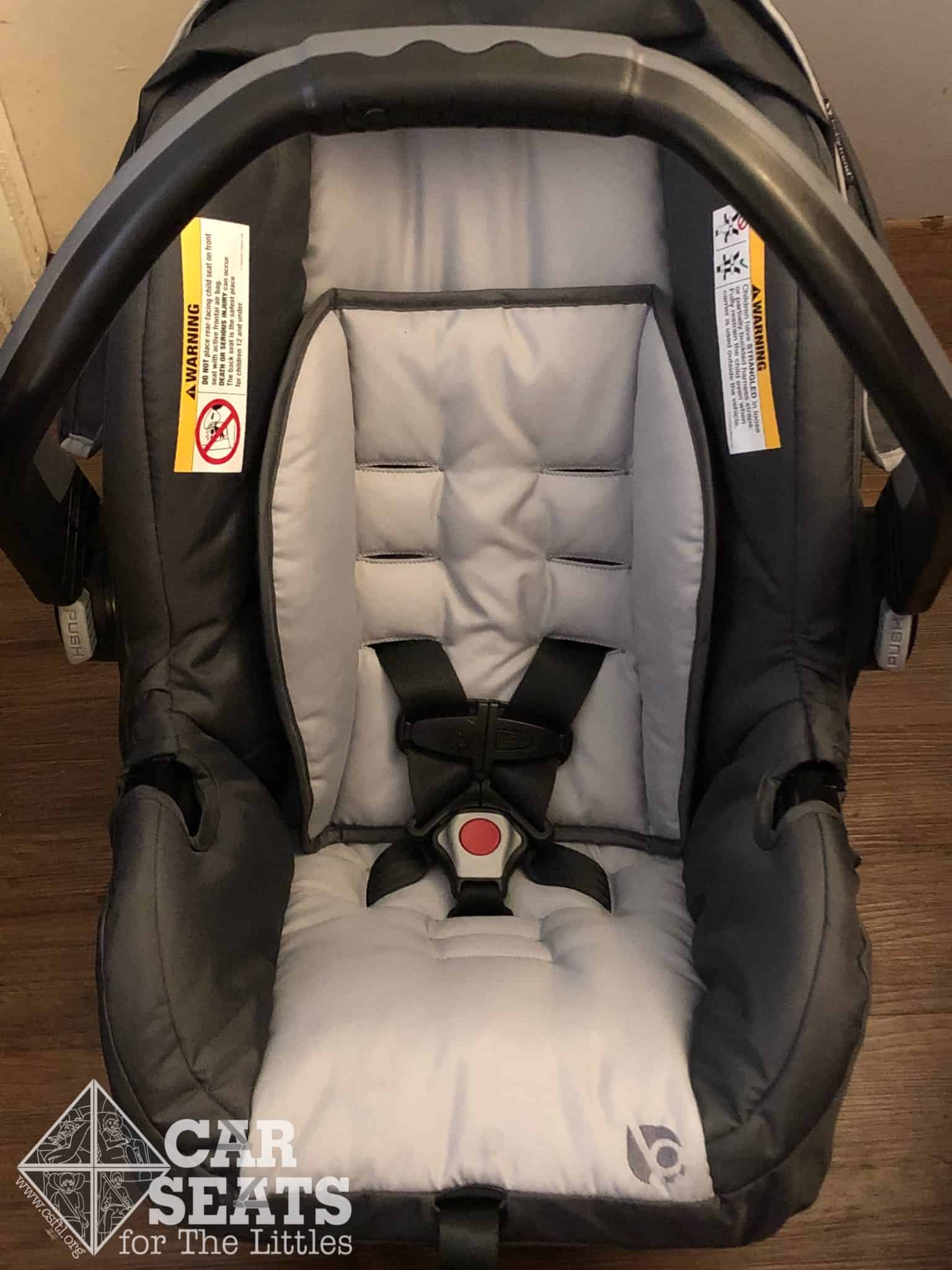 Infant Carrier Car Seat Guide Baby Trend Ally 35 Review Car Seats For The Littles