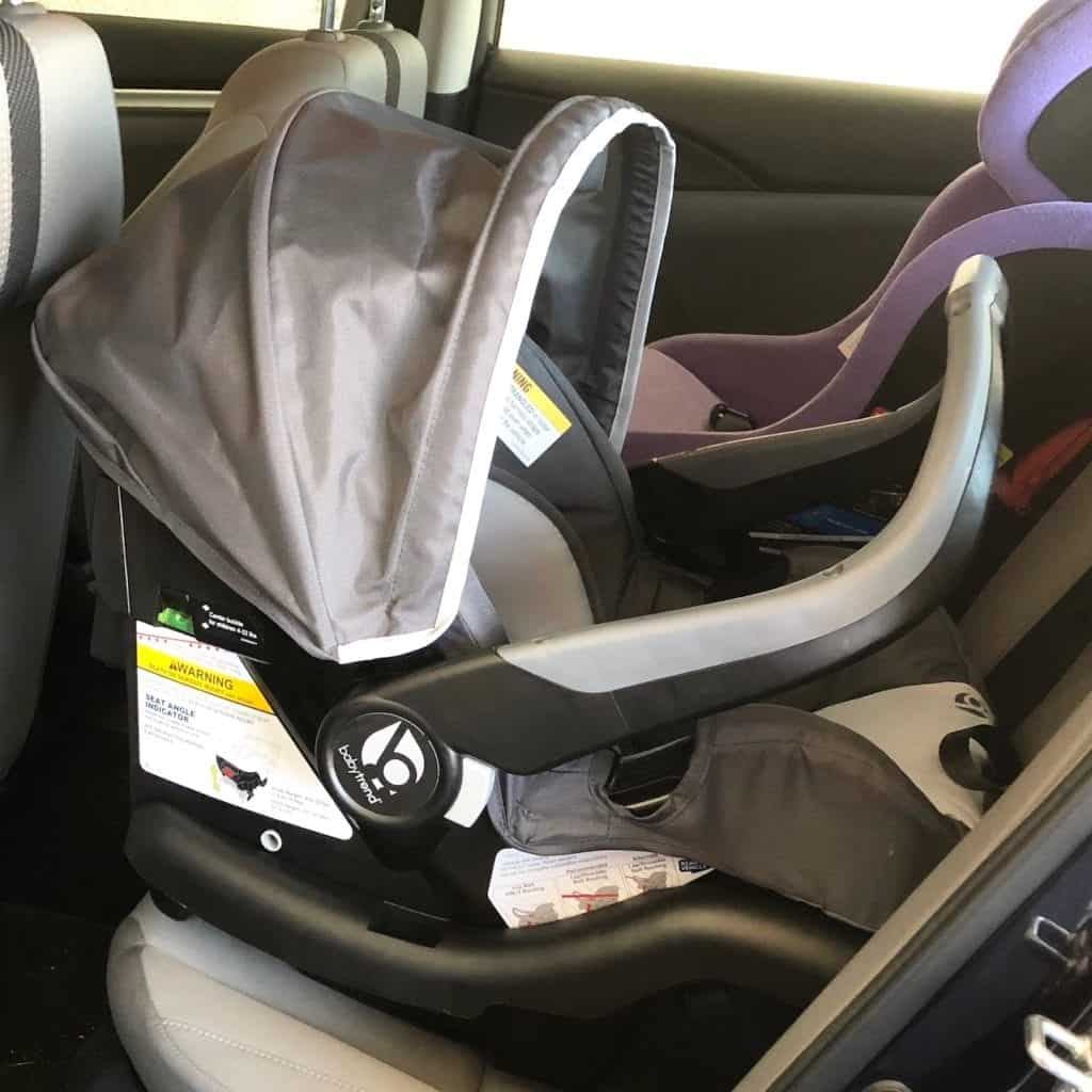Car Seat Stroller Travel System Reviews Baby Trend Ally 35 Review Car Seats For The Littles