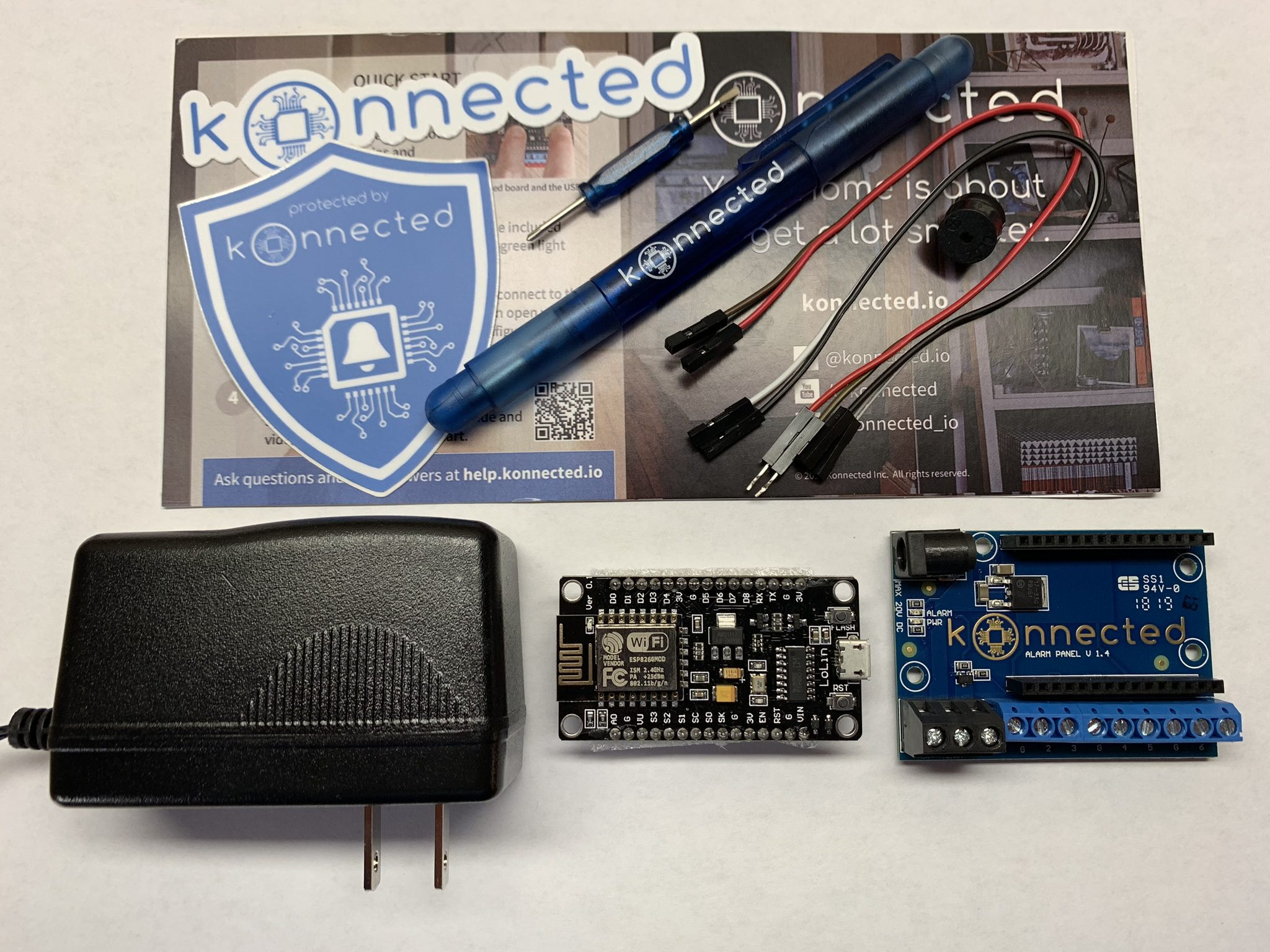 Diy Home Security Camera System Reviews Konnected Review A Modern Upgrade For Your Wired Alarm