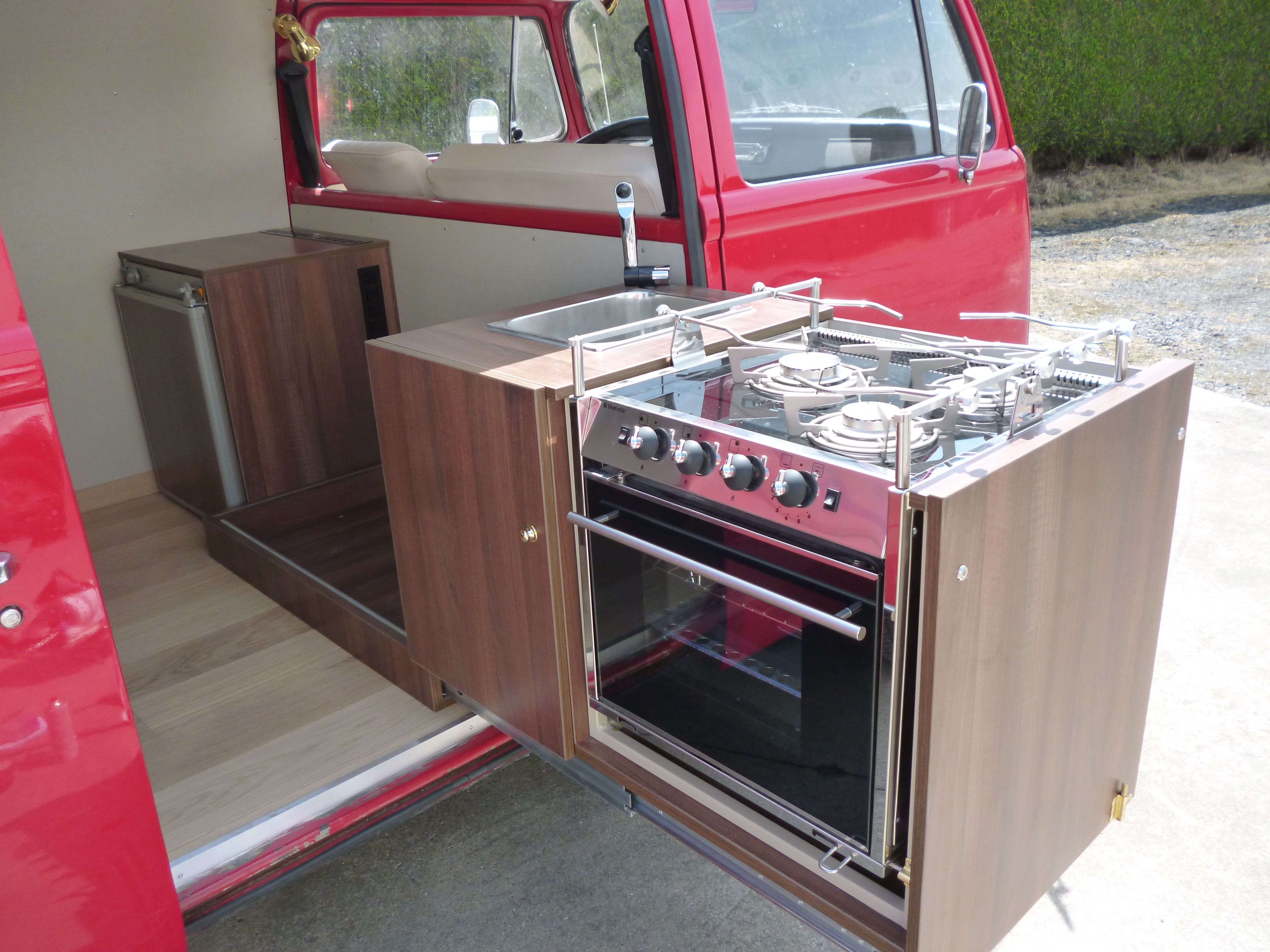 Interieur Camper Bus T2 Panel 27 7 Campers
