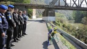 EULEX-i përkujton oficerin e vrarë në veri një vit më parë