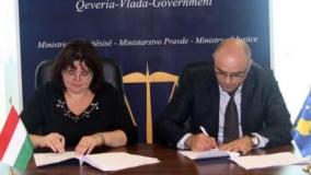 Kosova e Hungaria me marrëveshje për Ndihmë Juridike