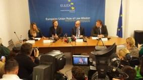 Shefi i EULEX-it: Garantojmë çdo qytetar se po punojmë sipas ligjit