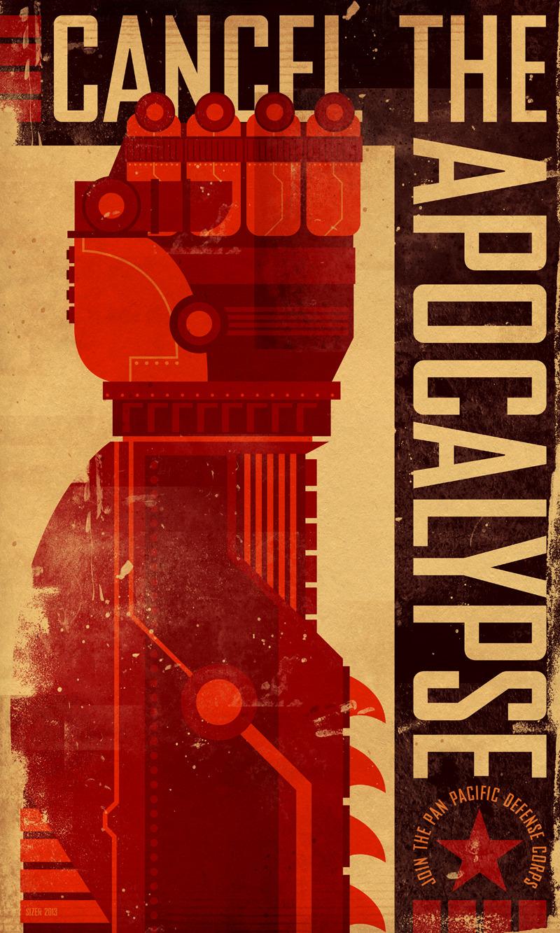 Avatar D Wallpaper Geek Art Gallery Posters Pacific Rim Propaganda