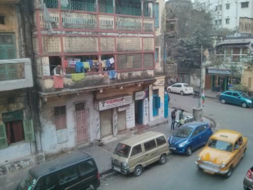 A lane in Kolkata
