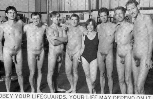 vintage nude boys swimming cfnm