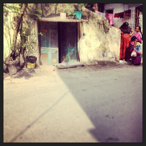 Scene of the daily life in #chennai #india (at Arumbakkam)