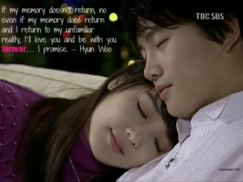 Chang Hou0027s promise to Eun Soo Save the Last Dance for Me #KDrama - küchen in u form