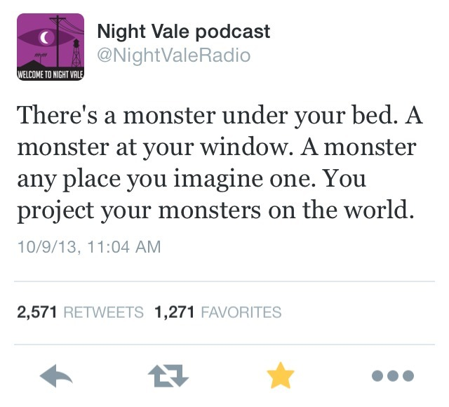 Night Vale,Welcome to Night Vale, Night Vale Radio, Night Vale - sponsorship thank you letter