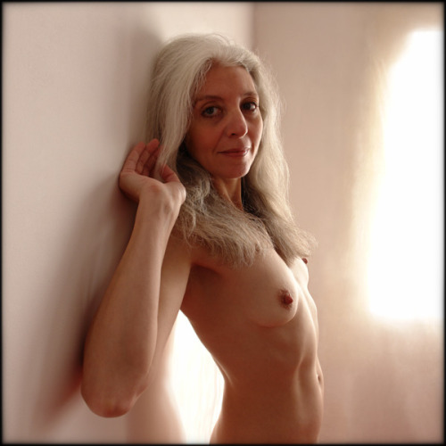 from Donovan grey haired sexy women naked