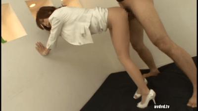 candid office women short skirts
