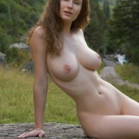 Susann and her boobs in nature. See more of her beautiful boobs...