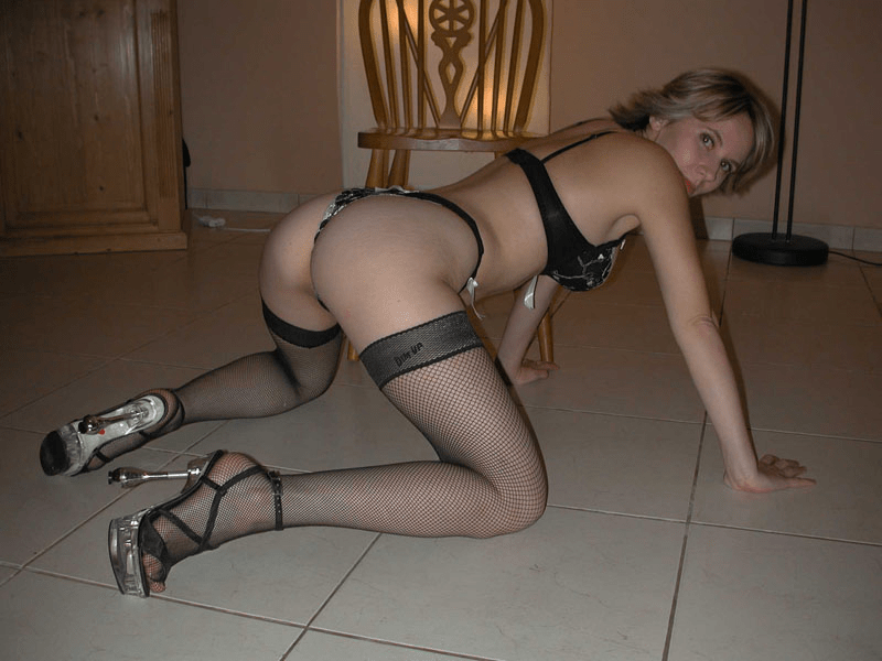 hands and knees position