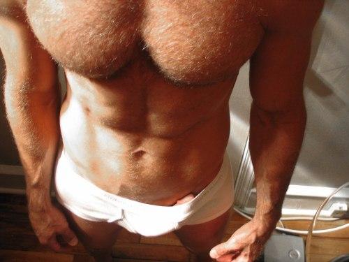 redneck men in tighty whities