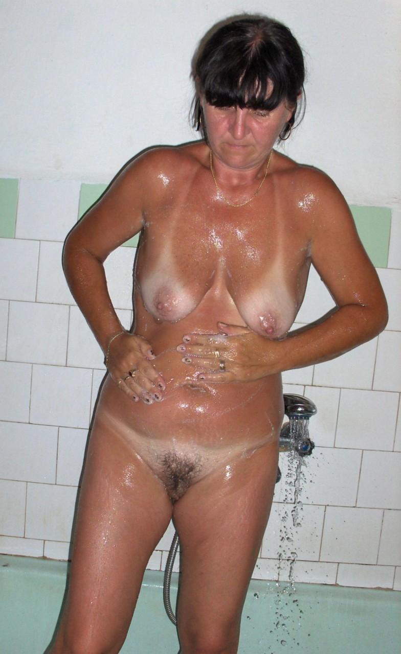 retro hairy pussy tan lines