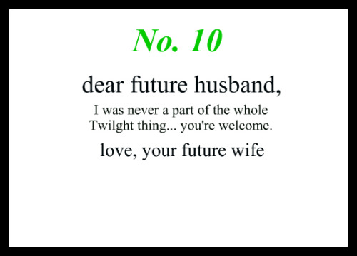 Love Notes To My Future Husband by Kay JayCee love Pinterest - divorce letter template