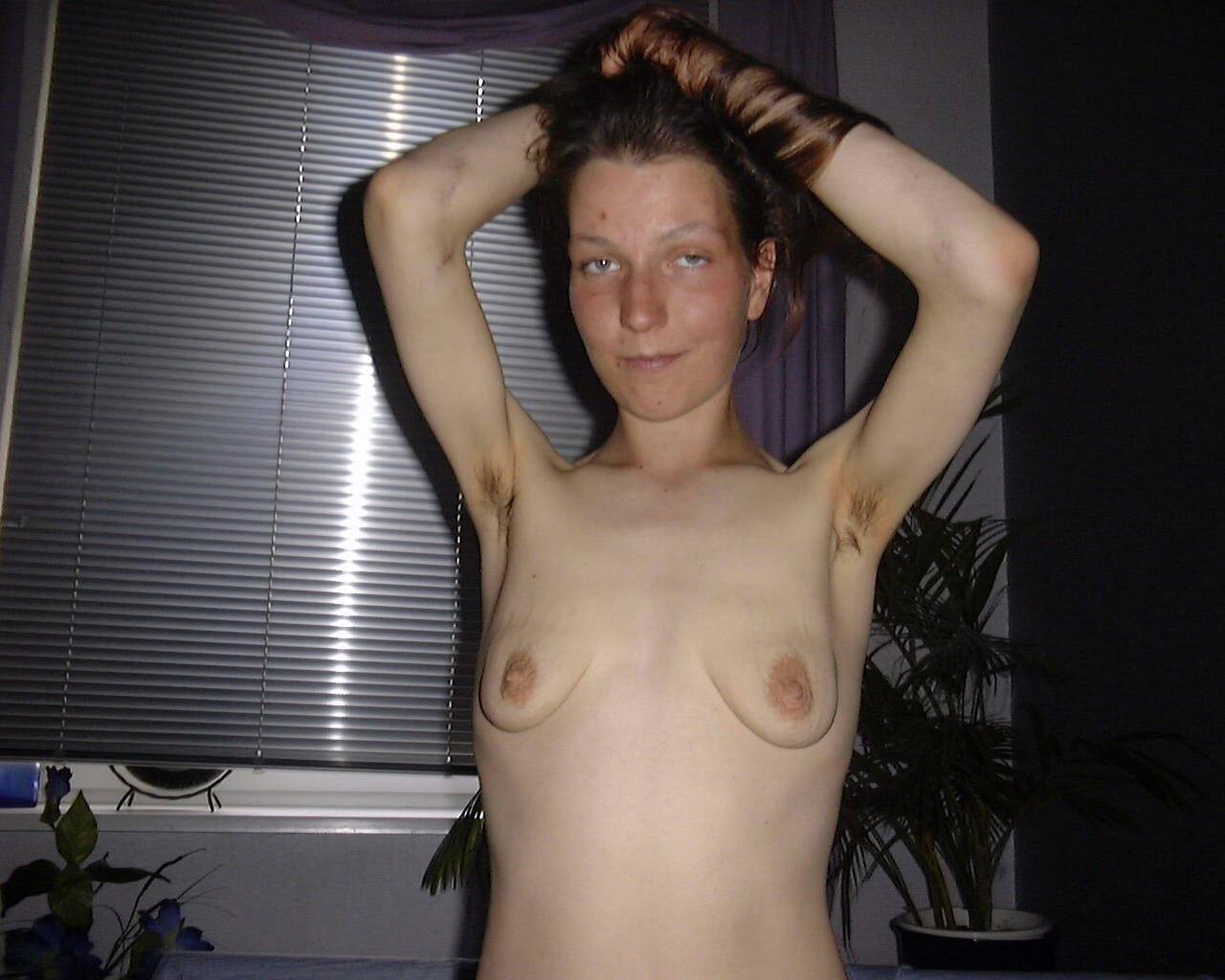 droopy tits