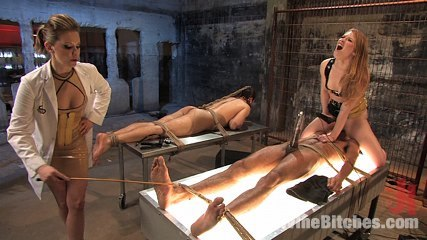 male slave milking