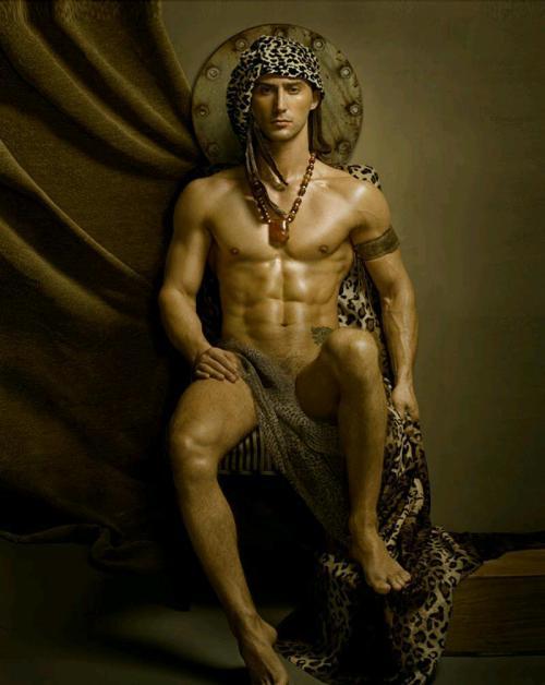 naked mongolian men