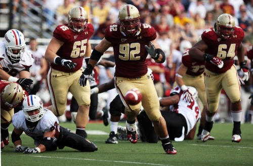 Boston College Football Post-Spring Depth Chart Released - BC