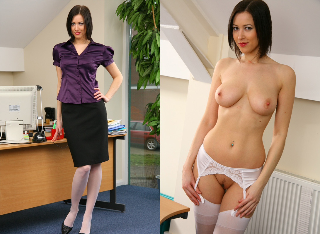 amateur mom dressed undressed