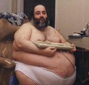 funny fat guy naked