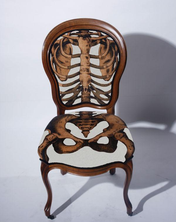 Illustration Art Design Crafts Heart Skeleton Anatomy