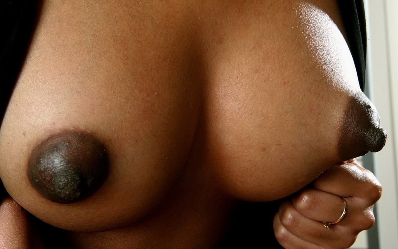 Can big tits with pancake nipples this
