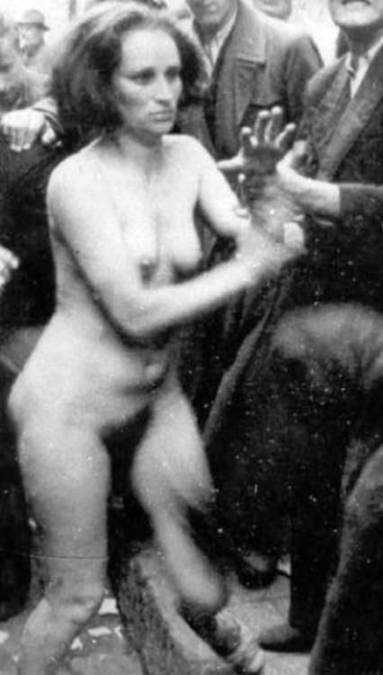 women forced public nudity