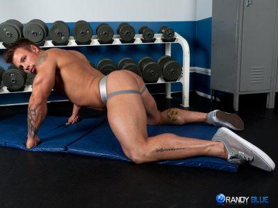 Dan Darlington for Randy Blue, gay porn star