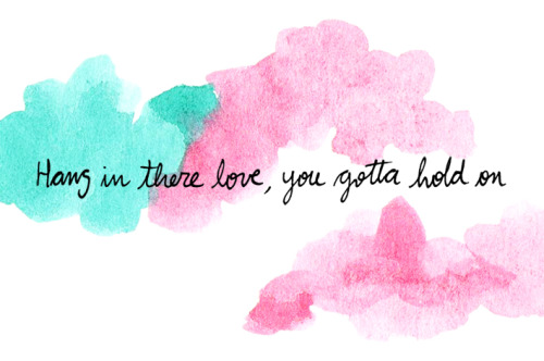 Trendy Quote Wallpapers For Computor Lyrics Watercolor Hold On Noel Gallagher My Whispered