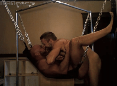 Dirk Caber and Jesse Jackman, homemade sex tape