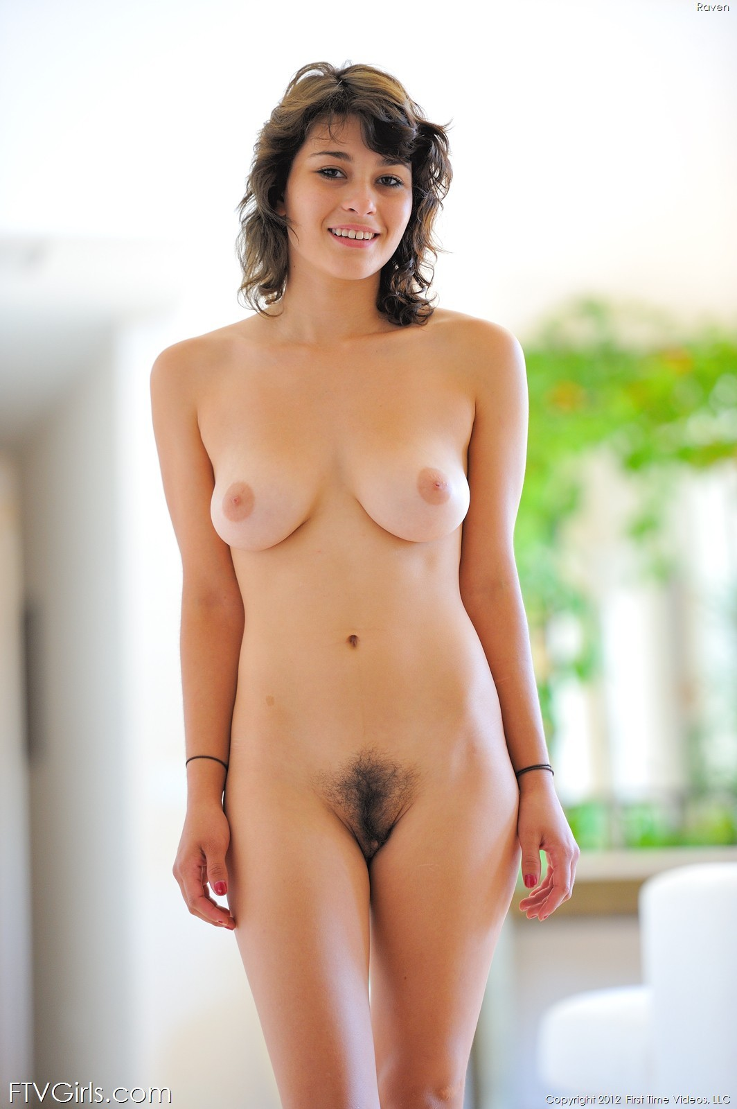 full frontal naked woman