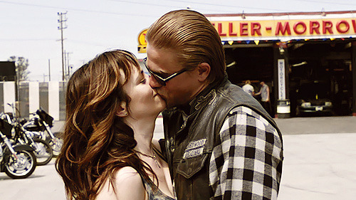 Sons Of Anarchy Quote Wallpaper Couples Jaxღtara Sons Of Anarchy 77 Because Babe