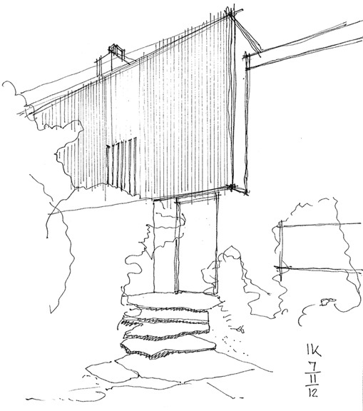 openhouses  architecture  the case study houses  piere koenig - dessiner plan de maison