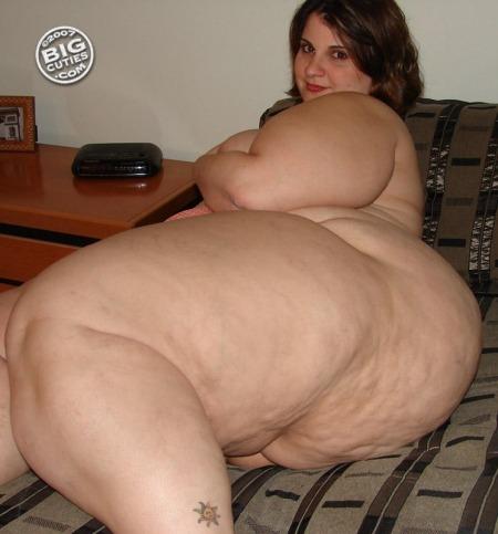 ssbbw pear bottom