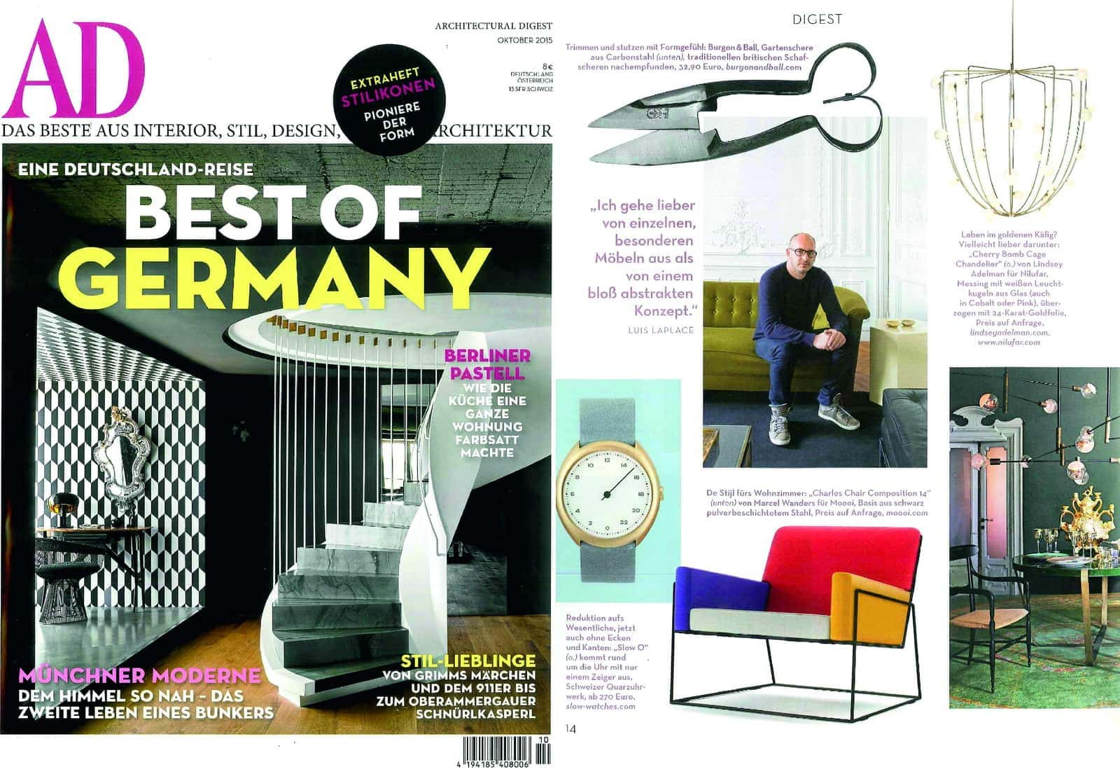 Küche Magazin Vkd The Press Slow Watches