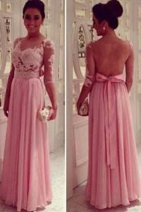A-line Prom Dress,Beautiful Applique Prom Dress,Elegant ...