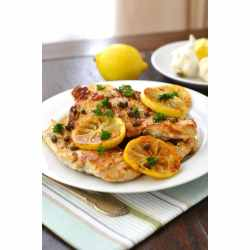 Small Crop Of What To Serve With Chicken Piccata