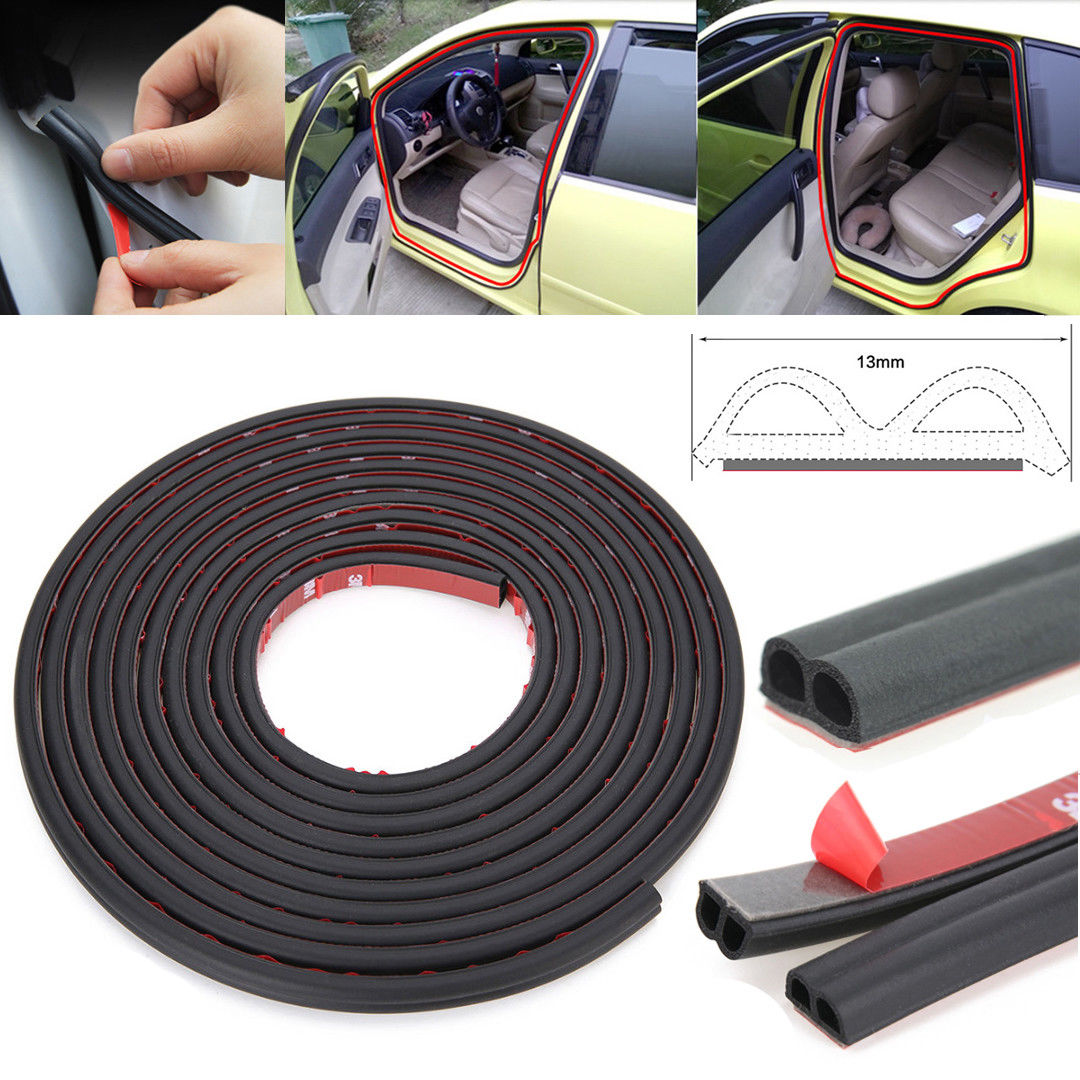 Rubber Seal Strip Amazing Weatherstrip B Type Car Door Boot Seal Strip Edge Trim 5m 16ft Rubber Seal Tape 2017 2018