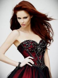 Short Dark Red Prom Dress And 19 Great Ideas - 24 Dressi
