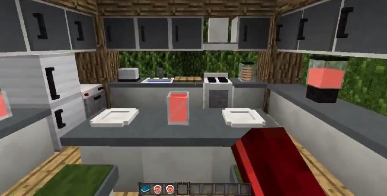 mrcrayfishs furniture mod minecraft christmas minecraft furniture kitchen designer survival kitchen